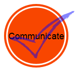 communicate onboarding checklist