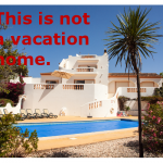 Fake Vacation Home Scam Ads - Photo by Martin Robson